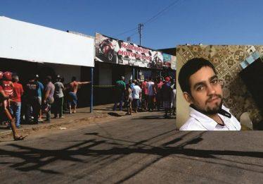 Suspeito de matar homem em oficina mecânica é preso, em Rialma