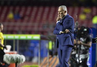 Tite afirma que seleção mereceu vaias durante estreia na Copa América