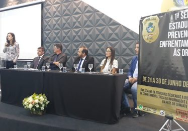 Polícia Civil realiza semana de prevenção e enfrentamento às drogas