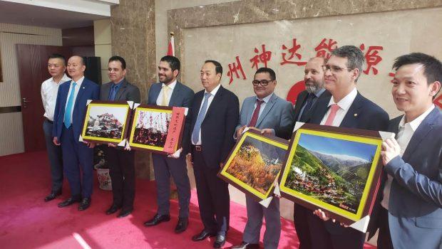 Chineses pretendem investir em mineração e energia em Goiás