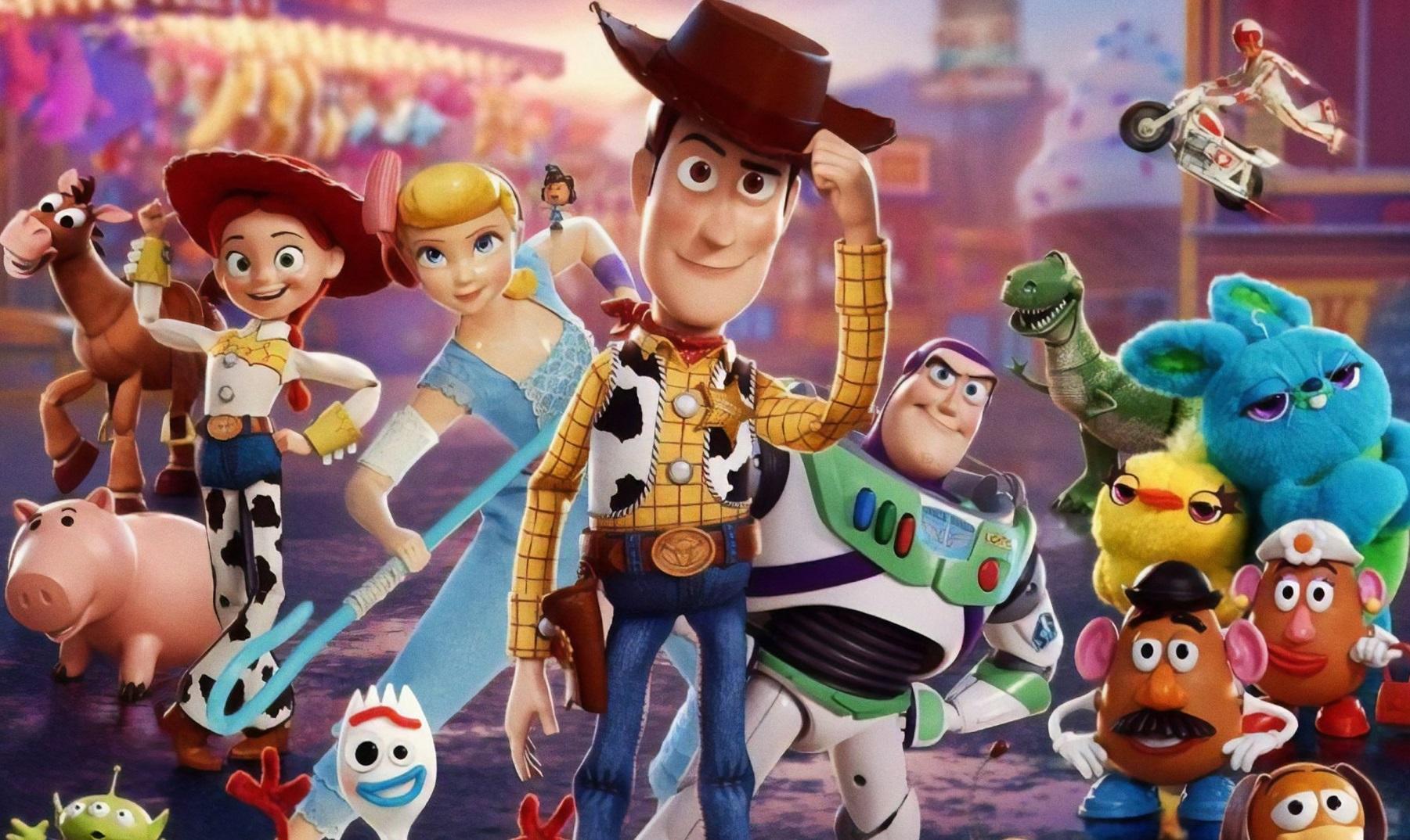 Toy Story 4 está em cartaz nos cinemas (Foto: Divulgação)