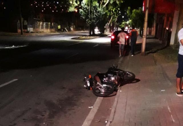 Segundo acidente em Anápolis em menos de 24h (Foto: Reprodução)
