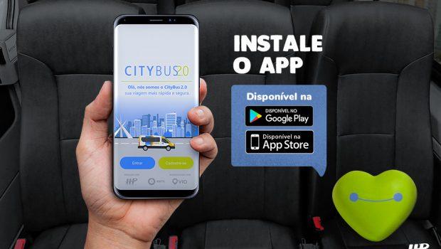 CityBus 2.0 dá desconto para novos usuários