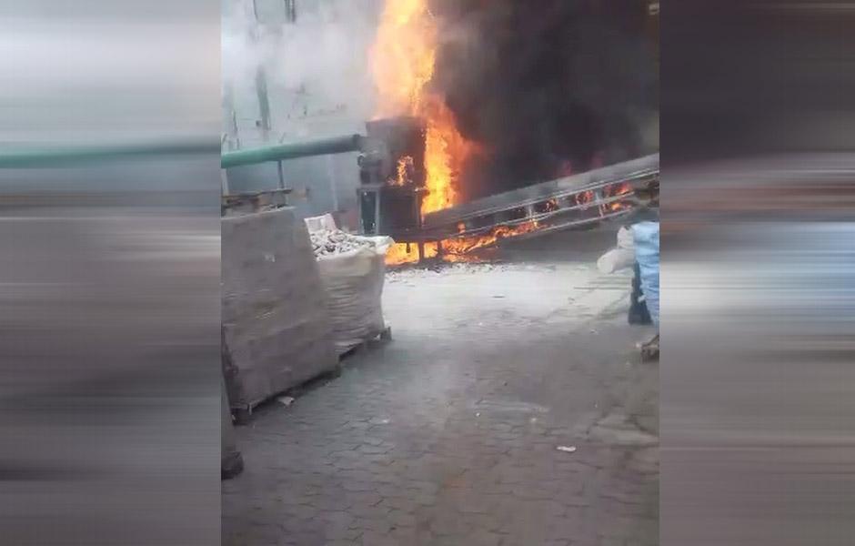 Empresa de reciclagem cujo incêndio deixou três mortos já tinha registrado fogo em 2018
