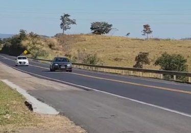 Velocidade ao volante é campeã de autuações no feriado de Corpus Christi
