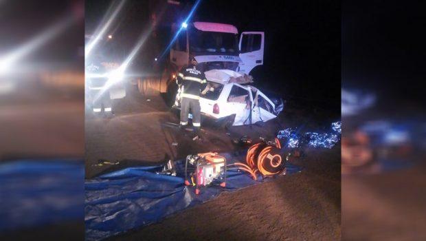 Acidente deixa quatro pessoas mortas na GO-501, em Rio Verde