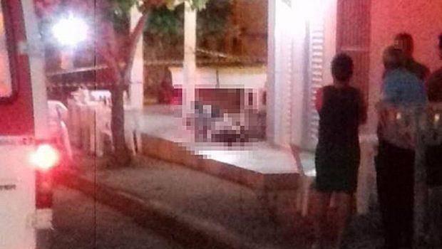 Duplo homicídio: homens são mortos a tiros na entrada de um bar em Minaçu