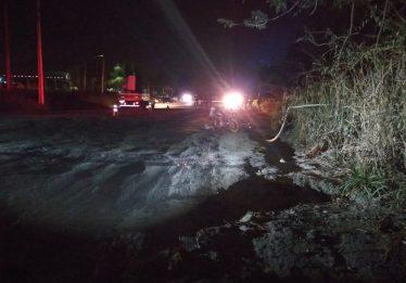 Motociclista perde controle da direção e morre em acidente, em Goiânia