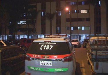 Em Brasília, homem é detido após matar companheira e vizinho