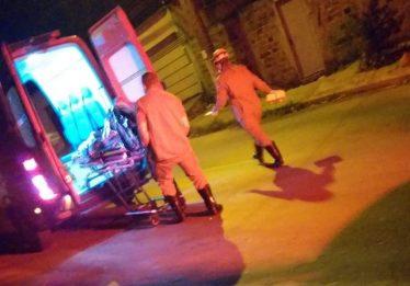 Em Anápolis, morador de rua tem corpo incendiado na BR-153