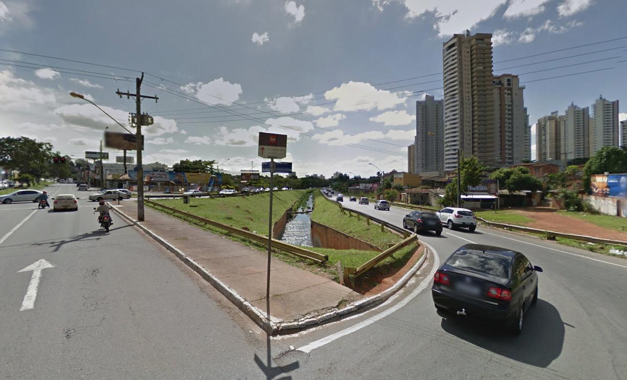 Obras do complexo viário na Avenida Jamel Cecílio começam em agosto, diz Prefeitura