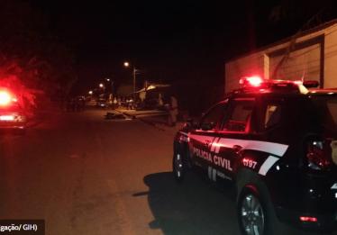 Motociclista é atingido por disparos de arma de fogo e morre, em Anápolis