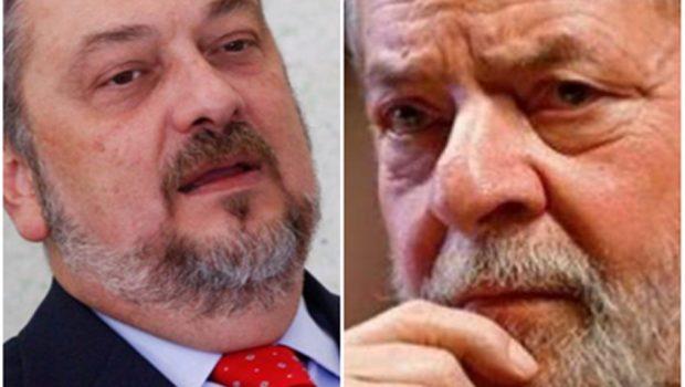 Lula, Palocci e Paulo Bernardo viram réus por suposta propina da Odebrecht