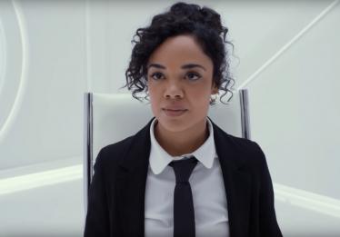 MIB 4 traz Tessa Thompson como a primeira protagonista mulher da franquia