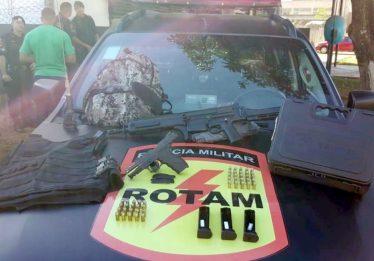 Mochila de membro da Força Nacional é encontrada às margens de rodovia, em Novo Gama