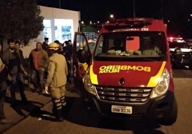 Polícia impede assalto a banco em Carmo do Rio Verde; quatro suspeitos foram mortos