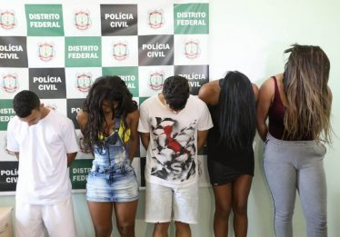 Operação Cilada prende quadrilha suspeita de extorquir vítimas para não divulgar vídeos íntimos no DF