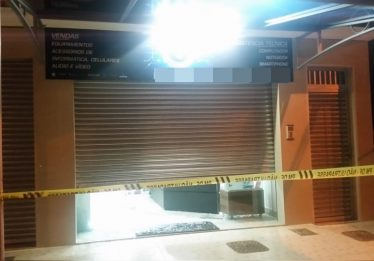 Comerciante reage a tentativa de assalto e atira em suspeitos, no DF
