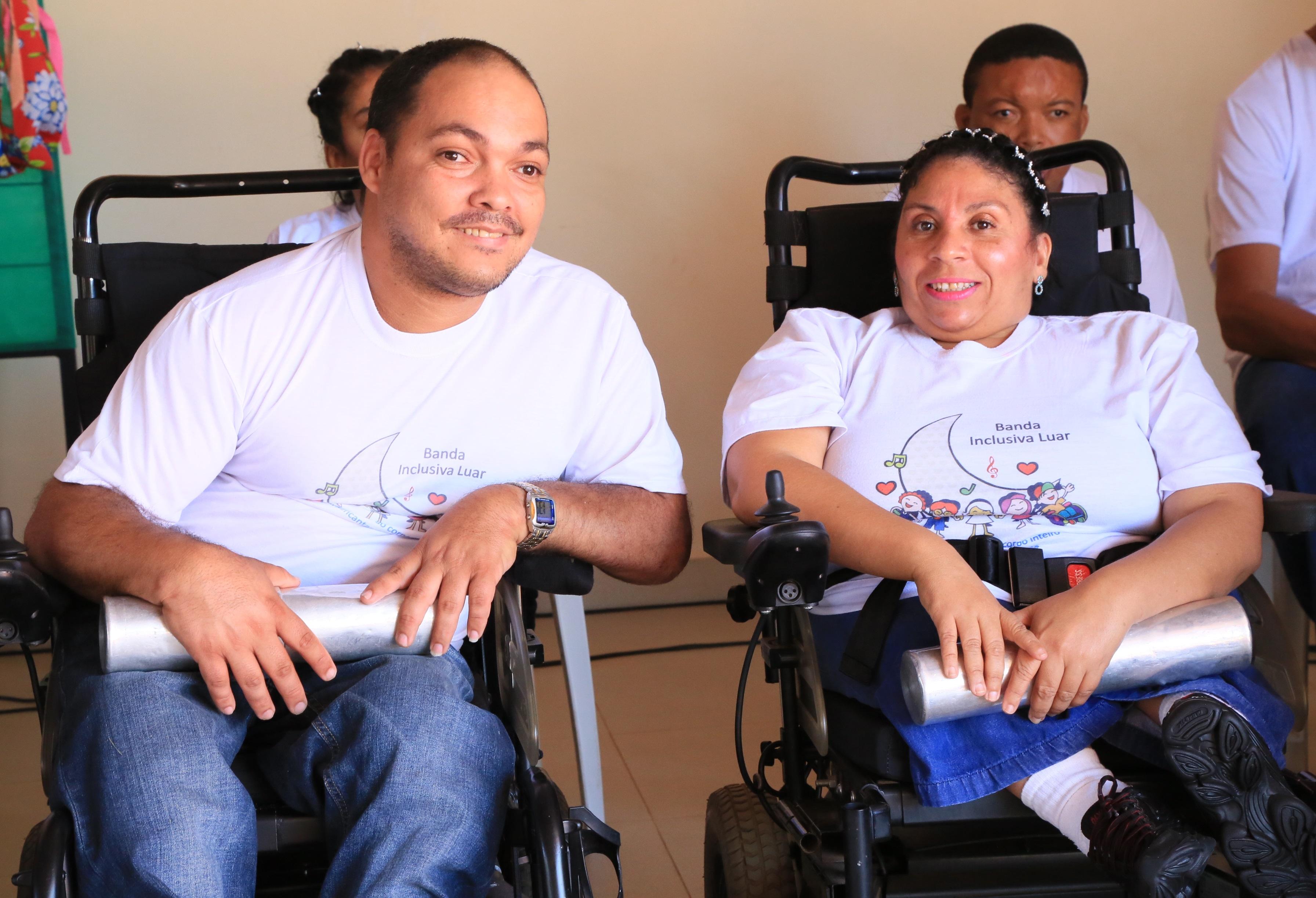 Vila São Cottolengo atende por dia 2,4 mil pessoas com deficiências (Foto: Divulgação)