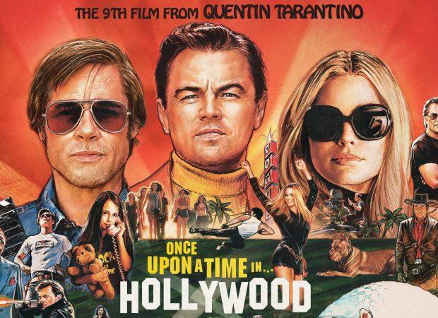 Resultado de imagem para Quentin Tarantino (Era uma Vez em... Hollywood)
