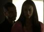 Camilo (Lee Taylor) faz de Vivi (Paolla Oliveira) sua prisioneira, em 'A Dona do Pedaço' — (Foto: TV Globo)