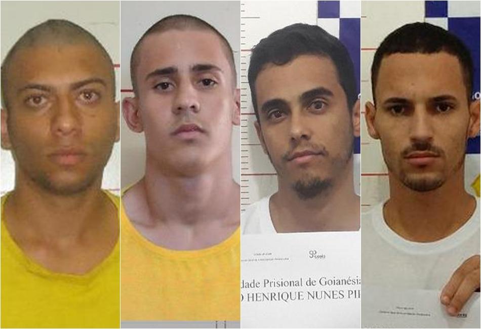 Investigação aponta que envolvidos tem ligação com o crime organizado