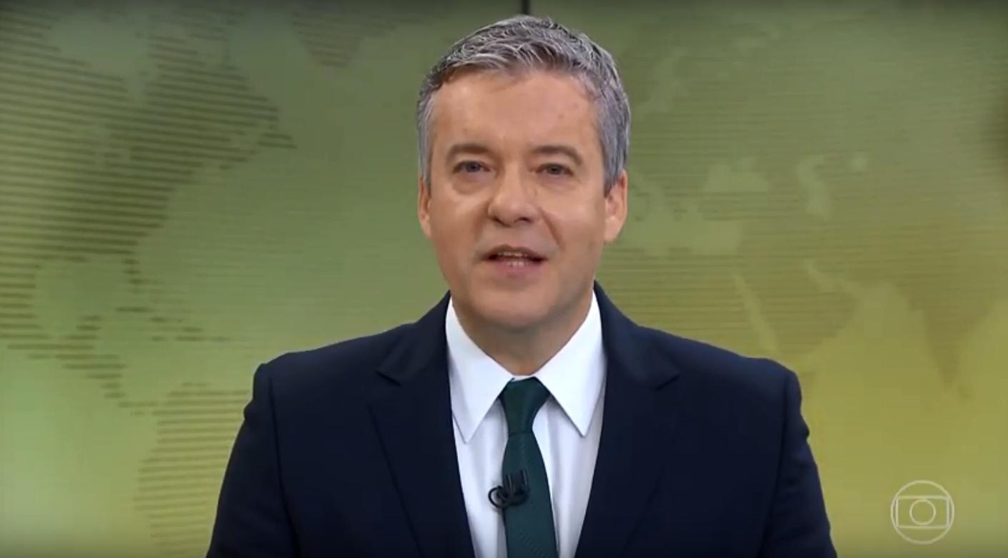 Roberto Kovalick substituirá Monalisa Perrone no Hora 1 da Globo