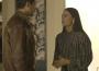 Em 'A Dona do Pedaço', Vivi (Paolla Oliveira) diz a Chiclete (Sergio Guizé) que Camilo (Lee Taylor) já sabe sobre o passado do justiceiro — (Foto: TV Globo)