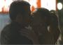 Maria da Paz (Juliana Paes) e Amadeu (Marcos Palmeira) trocam beijo apaixonado, em 'A Dona do Pedaço' — (Foto: TV Globo)