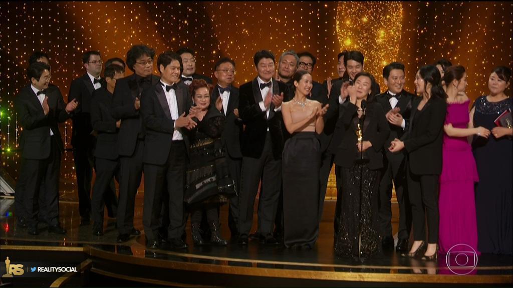 Oscar 2020 Confira os ganhadores da premiação deste ano Parasita