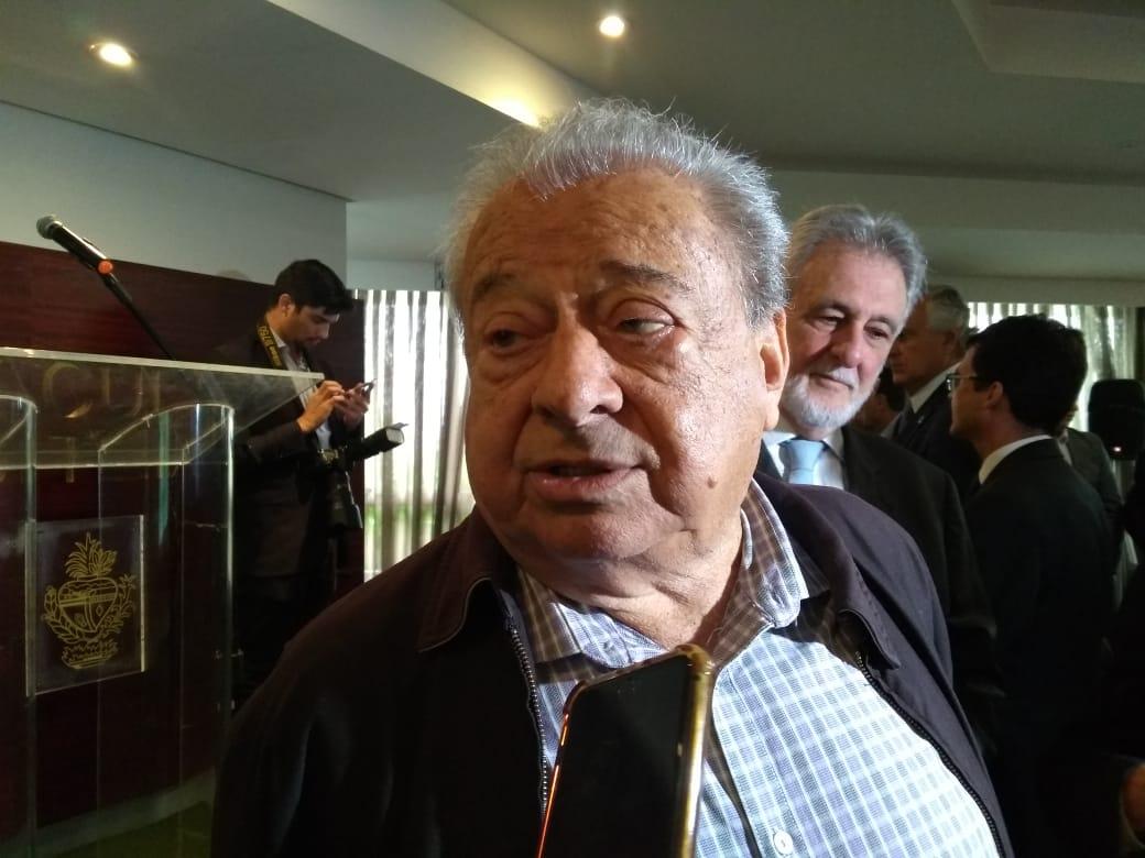 presidente do Instituto Fórum do Futuro e ex-ministro da Agricultura Alysson Paolinelli
