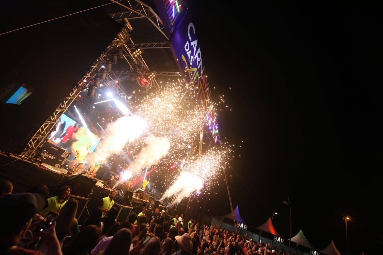 Carnaval das Artes Rio de Janeiro Wesley Safadão Kevinho