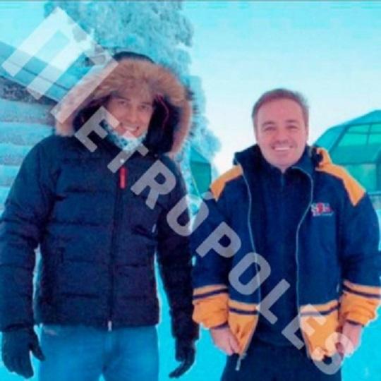 Gugu Liberato: divulgadas fotos do apresentador com suposto companheiro