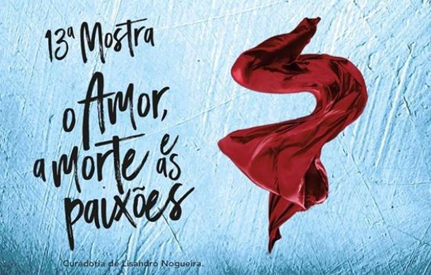 Mostra 'O Amor, a Morte e as Paixões' começa no próximo dia 12, em Goiânia; confira a programação