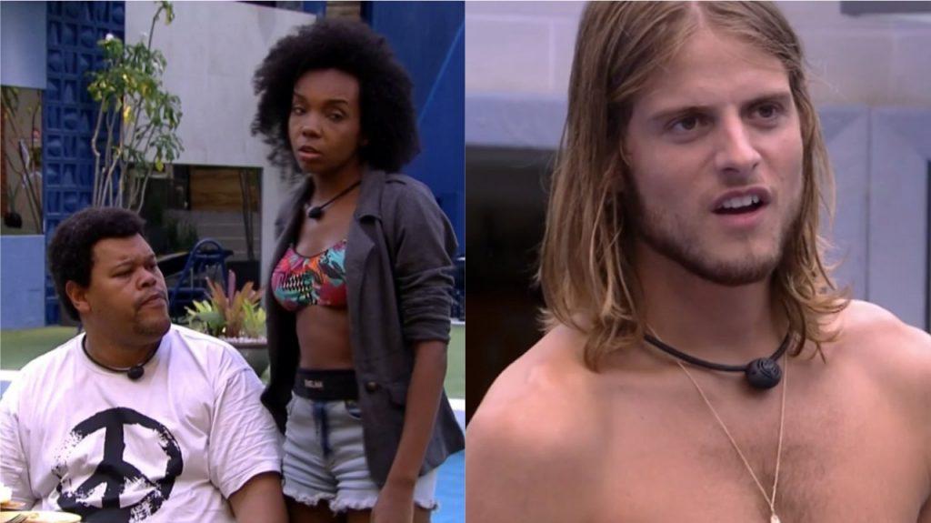 BBB 20: Daniel diz que nunca fingiu amizade com Thelma e que 'é impossível Babu ficar'