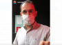 Deputado estadual Cairo Salim (Pros) usa máscara em stories do Instagram (Foto: Reprodução)