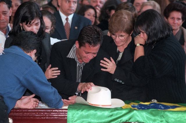 Há 22 anos morria o cantor Leandro, da dupla Leandro e Leonardo