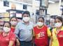 Deputado Chico KGL em seu supermercado, em Rio Verde (Foto: Facebook)