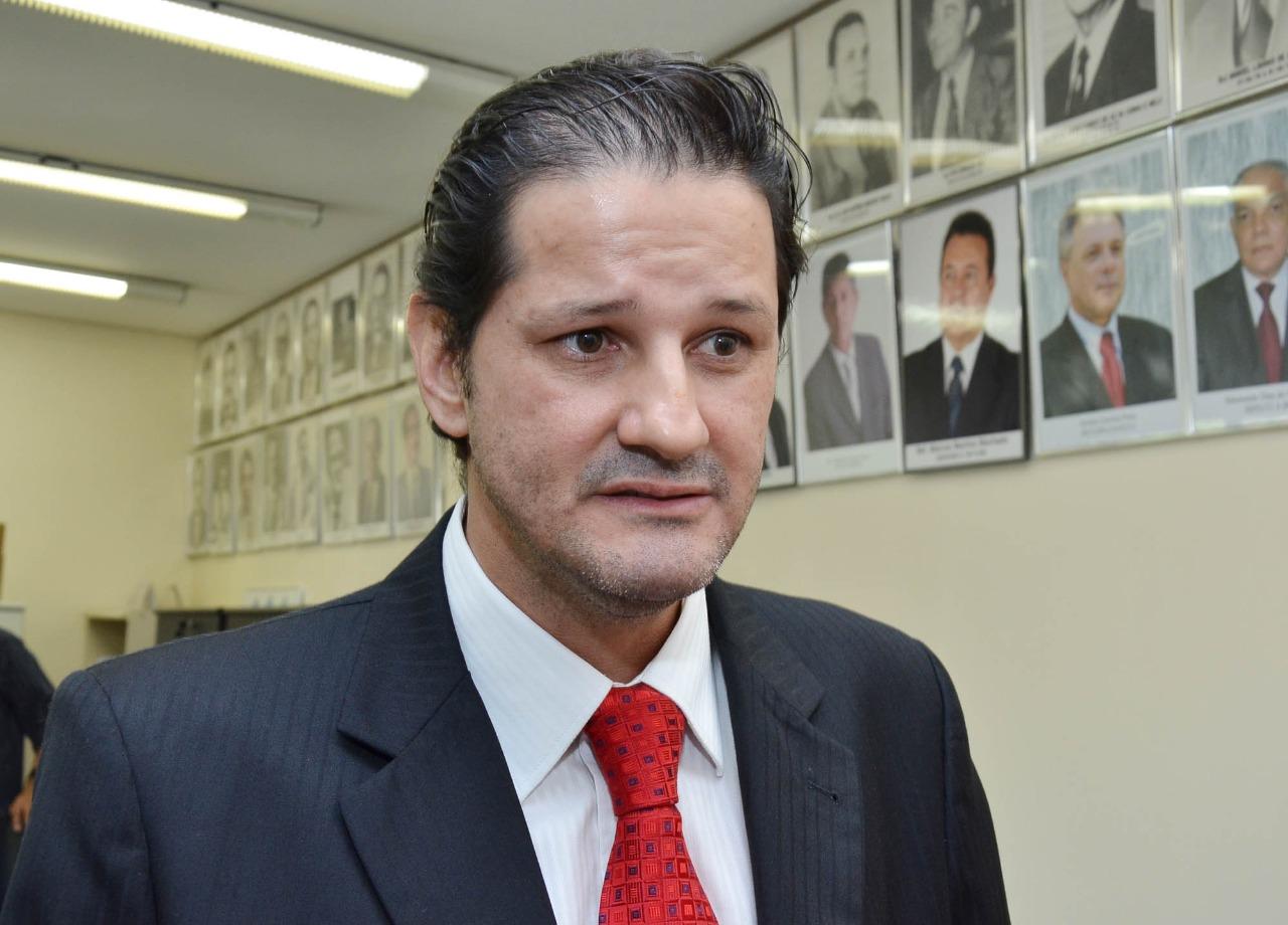 Superintendente de Combate à Corrupção e ao Crime Organizado, delegado Alexandre Lourenço, assume a SSP interinamente