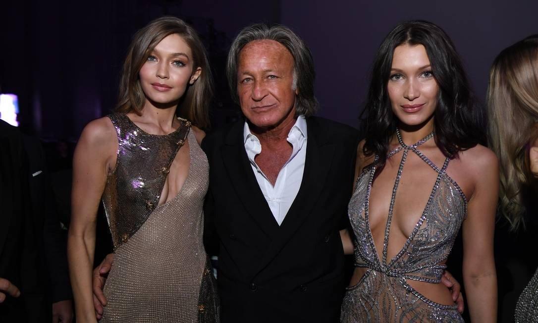 Pai de Gigi e Bella Hadid é obrigado a demolir casa de 50 milhões de dólares