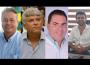Naçoitan Leite, João Batista, Amarildo Martins e Léo Contador (Fotos: Reprodução)