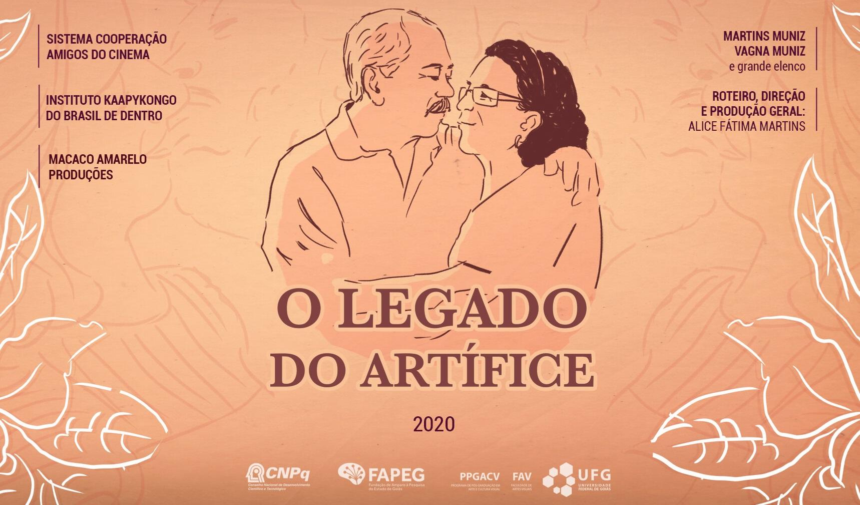 Filme dirigido por professora da UFG estreia em Portugal