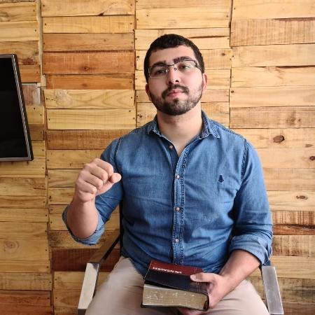 Samuel, 23, é um dos jovens candidatos da periferia que são evangélicos e progressistas (Foto: Arquivo Pessoal)