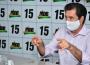 O prefeito eleito em Goiânia, Maguito Vilela (MDB), dominou em praticamente todas as regiões da capital e venceu em 8 das 9 zonas eleitorais. (Foto: Assessoria)