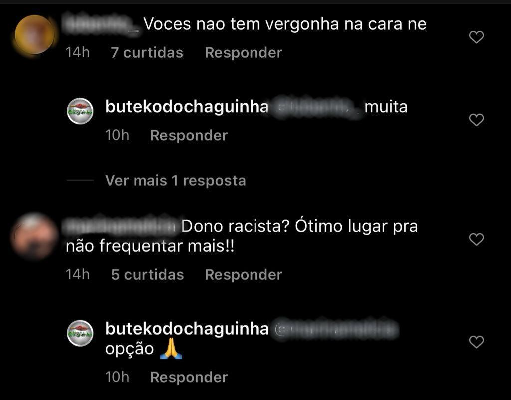 Mulher denuncia racismo cometido por dono de bar em Goiânia