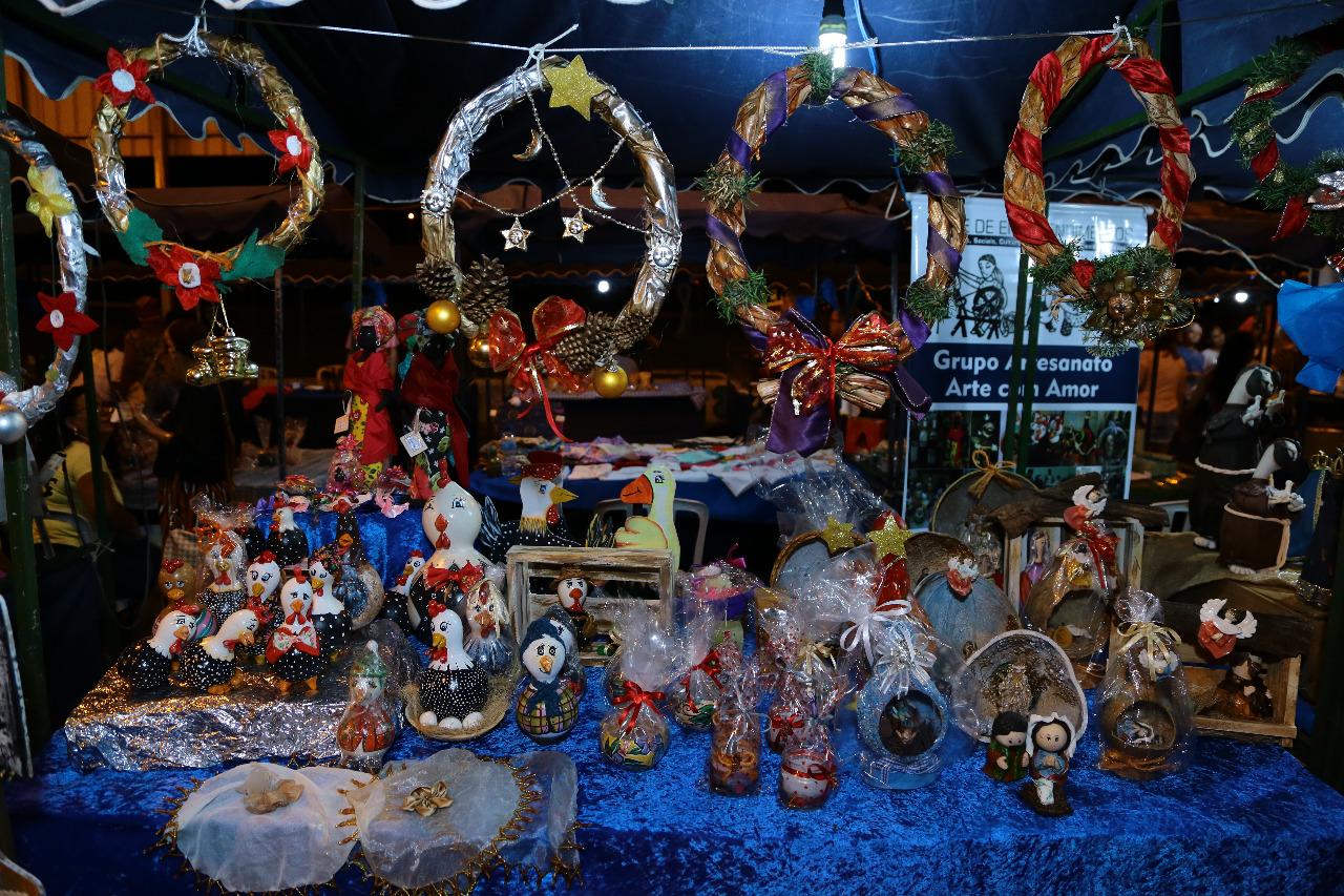 Inscrições para as feiras especiais de fim de ano começam nesta quinta-feira (26)