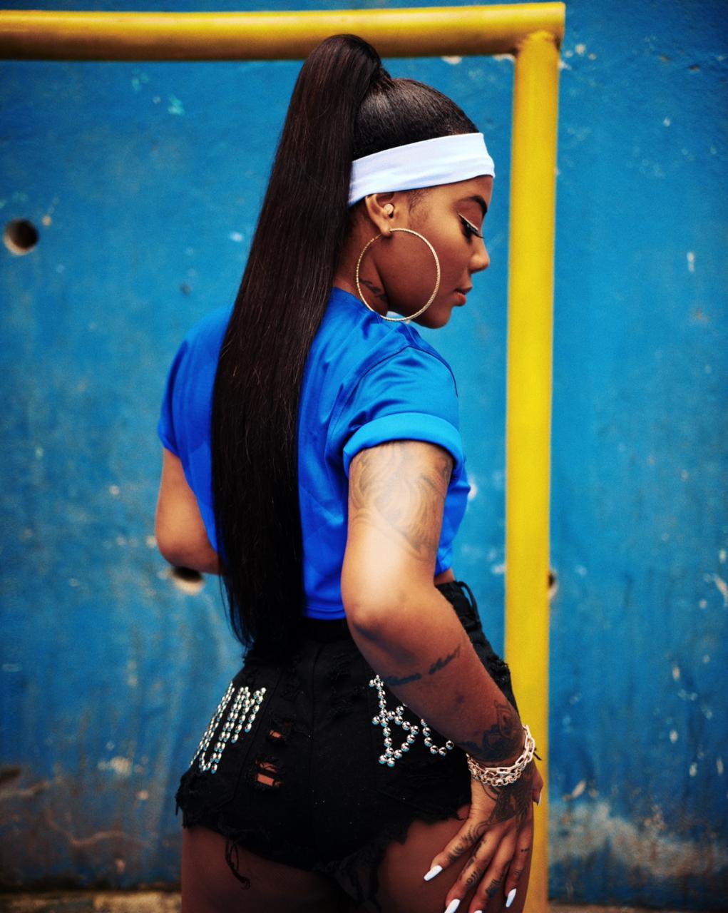Ludmilla prepara lançamento de 'Rainha da Favela' com clipe na Rocinha