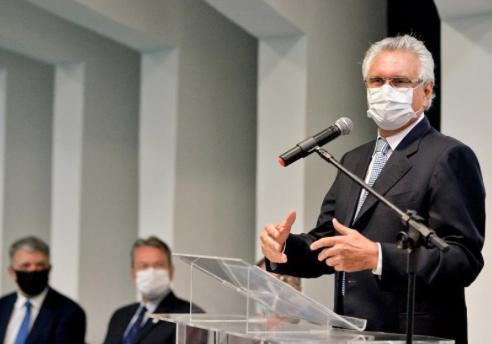 Governador Ronaldo Caiado (Foto: Governo de Goiás)
