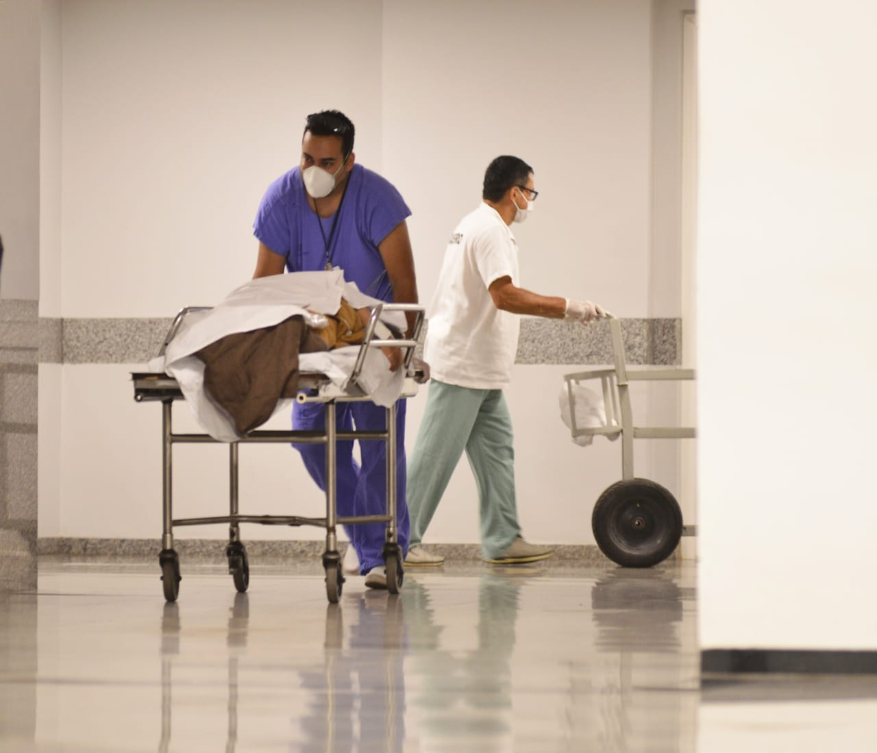 Permanece sem previsão transferência de pacientes de Manaus para Goiânia