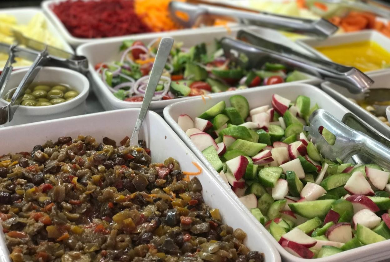 comida árabe Goiânia